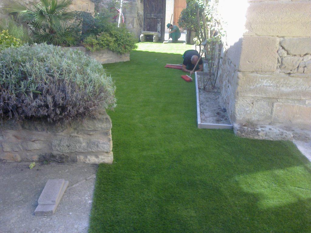 Creaci n de jardines espacios verdesespacios verdes for Creacion de jardines